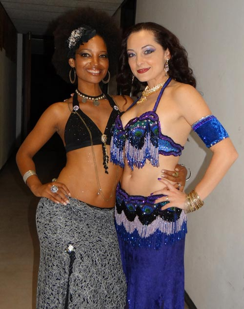 Belly Dancers - 001