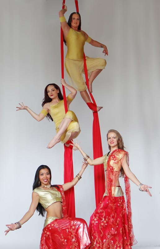 Bollywood - Aerial Dance - 014
