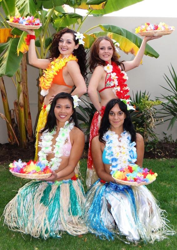 Hula Dancers - 043