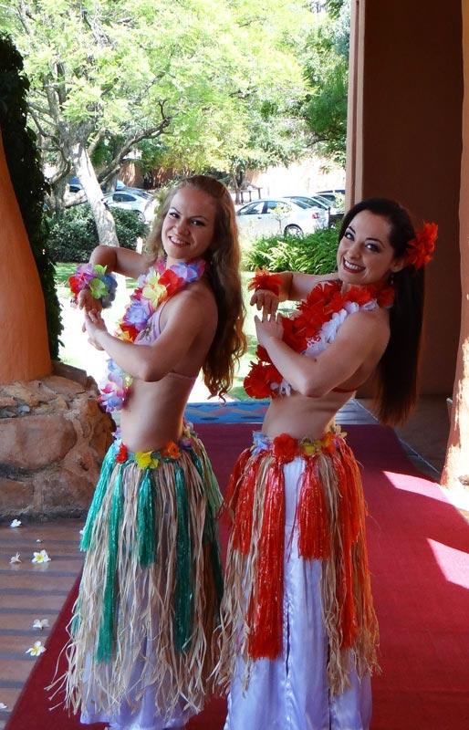 Hula Dancers - 069