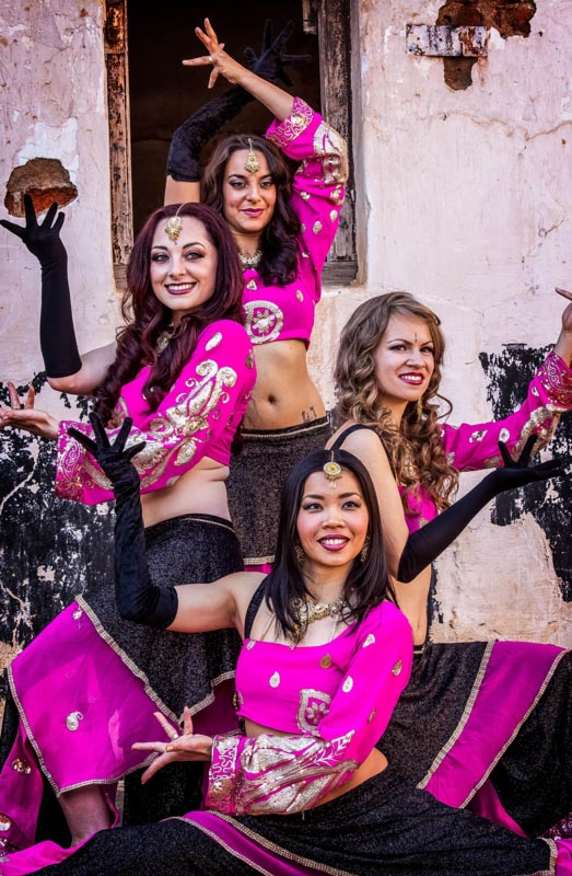 Bollywood Dancers - 034