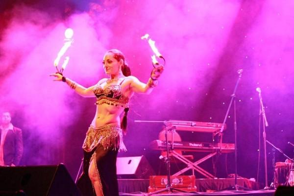 Oriental Fire - Fire Dance - 075